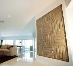 Стеновые 3D панели Арт 27