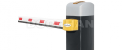 Electromechanical barriers of Barrier