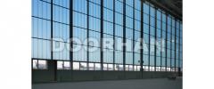 Gate are hangar