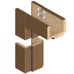 Коробка для безчетвертных дверей