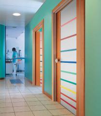 Итальянские медицинские двери-COCİF