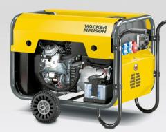Generators of the series G 7AI, GS 12AI