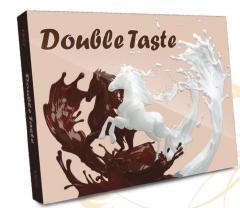 Коробка шоколадных конфет Double taste
