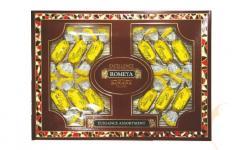 Шоколадные конфеты с желейной начинкой   Romeya banan