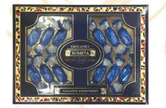 Шоколадные конфеты с желейной начинкой  Romeya meyvəli kokteyl