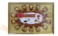 Коробка шоколадных конфет Diamante  крем-брюле