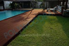 Holz-Polymer-Verbundstoffe