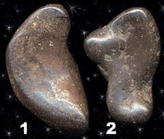 Натуральный гематит аляскинский диамант