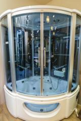 Душевая кабина стеклянная
