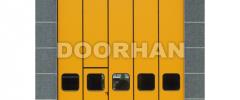 Folding gate of DoorHan
