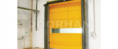 Flexible DoorHan PVC GATE