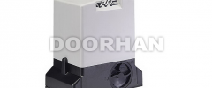 The FAAC 741 electro mechanical drive for