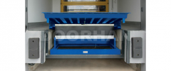Lifting table of DoorHan