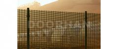 Special barrier of DoorHan