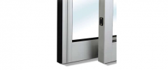 Profile door for heavy shutters and castle S40