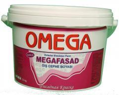 Краска Omega Mega Fasad