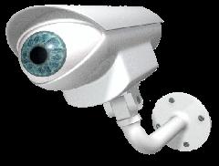 Видеокамеры систем охранного видеонаблюдения