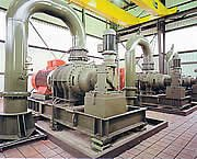 Rotational gazoduvka - GR/GQ - without oil