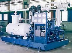 Screw compressors - VMY - with oil injection