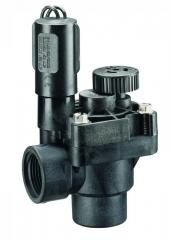 The valve is the electromagnetic, control valve