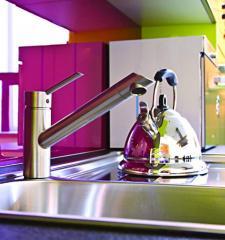 Стекло дизайнерское для кухонной мебели