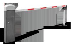 Шлагбаум с телескопической стрелой длиною 3-6