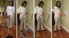 Шланг-невидимка для встроенных пылесосов