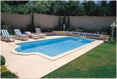 Оборудование и материалы для бассейнов