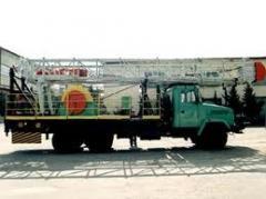 Буровая установка Азинмаш-80
