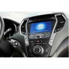 The monitor for Hyundai santafe