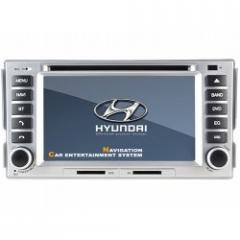 Hyundai santafe monitor