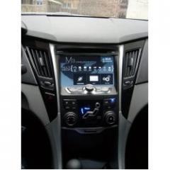 The monitor for Hyundai Sonata 2010-2014