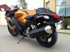 Мотоцикл Suzuki Hayabusa 2009