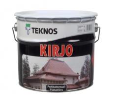 Teknos Kirjo Антикоррозионная краска по металу