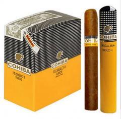 To buy Cohiba cigars