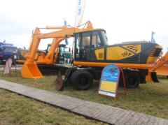 Excavator Amkodor 814