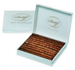 Dominican cigarillos of Davidoff Mini 20