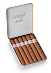 Dominican cigarillos of Davidoff Classic Primeros