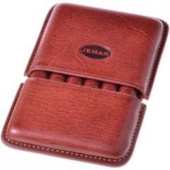 Jemar cigarette case on 6 Brown 143-6591
