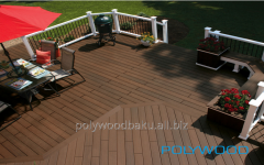 COMPOSITE TERRACE DECKING