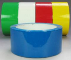 Adhesive tape color for packing