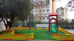 Children's game complexes