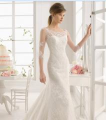 """Свадебные платья- фасон """"Рыбка"""""""