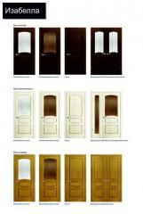 Doors entrance brownies