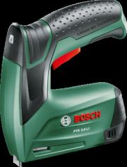 Accumulator stapler Bosch PTK 3,6 LI