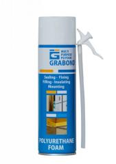 Grabond Multi Purpose PU Foam 500ml/530gr