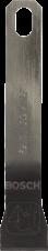 Bosch knife, hard-alloy execution