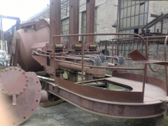Arc steel-smelting furnace 1,5I3