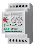 Реле напряжения CP-733 трехфазные
