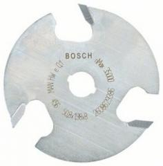 Disk grooving mill of Bosch